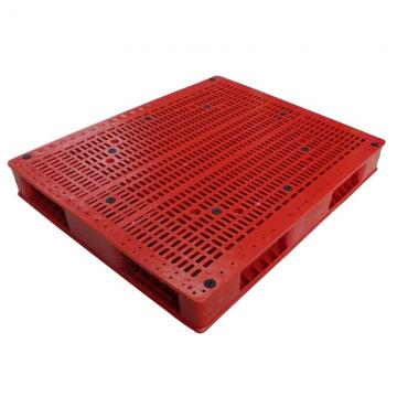 Heavy Duty Stackable Plastic Pallet Food Grade Euro Plastic Pallet