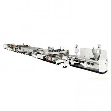 PP hollow sheet production line/pc sheet production line/pc polycarbonate hollow sheet extrusion machine