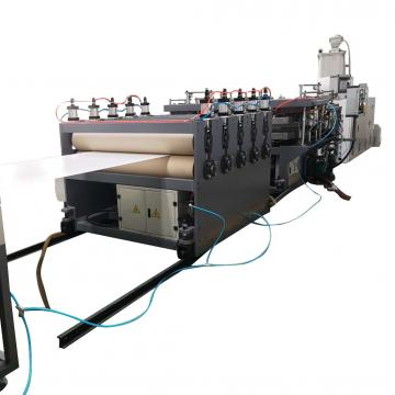Plastic Machine PP PE PC Hollow Board/Sheet/Grid/Plate Extrusion Machine /Production Line