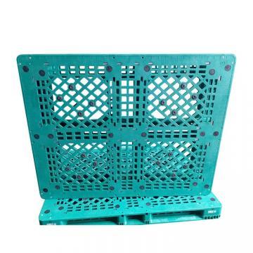 Hot Sale Standard 4way Entry HDPE Plastic Pallet Mesh for Bottle Beverage Industry