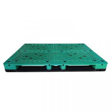 Recycled Stackable Plastic Pallets High Density Polyethylene Material