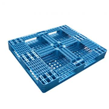 China Customized Heavy Duty Storage Logistic Plastic Euro Grid Pallet