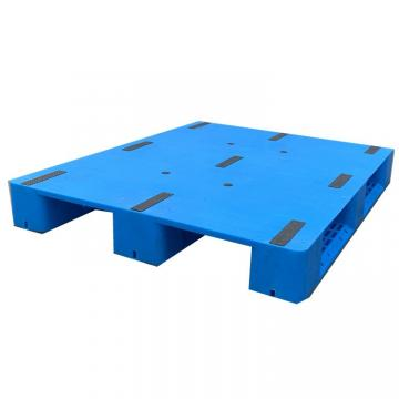 Stacking single faced plastic pallet/plastic euro pallet prices/HDPE stacking pallet