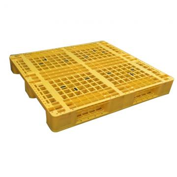 Warehouse Rack Used Single Faced 4-Way Entry Plastic Pallet