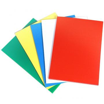 hollow pp sheet fluted corrugated sheet plastic corrugated sheet