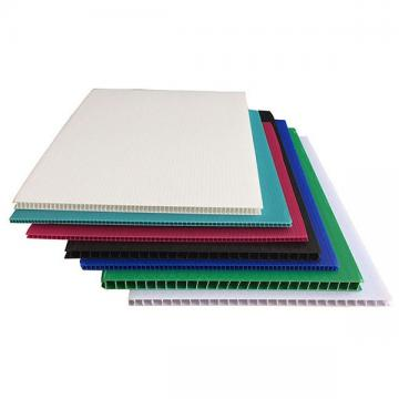UV Treatment Plastic Polypropylene PP Hollow Corrugated Sheet