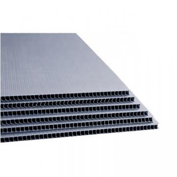 Environmentally Friendly Lexan Material PC Hollow Sheet for Construction