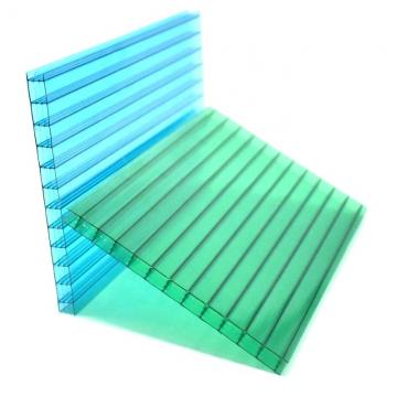 2-10mm PP Corrugated Plastics Sheet Impraboard PP Hollow Sheet