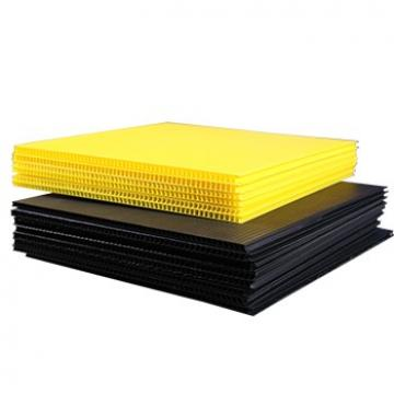 hollow pp sheet fluted corrugated sheet plastic corrugated sheet