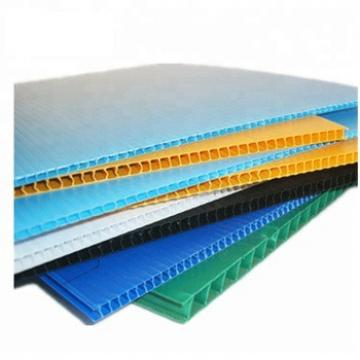 Polypropylene PP Corrugated Plastic for Separation and Protection/Polypropylene Hollow Board for Separation Protection/Corflute Sheet