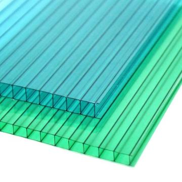 PP Hollow Fluted Corrugated Plastic Coroplast Transparent Sheet for Floor Protection