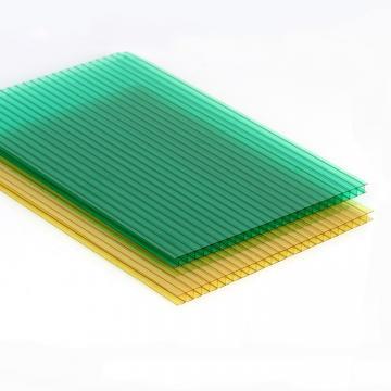 Cellular Cover Hollow Lexan Polycarbonate Sheet