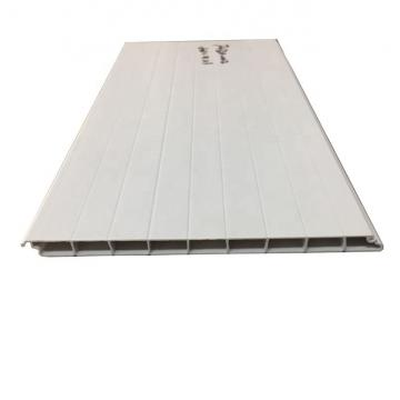 ASA-PVC Co-Extrusion Hollow Outdoor Vinyl Composite WPC Flooring Decking
