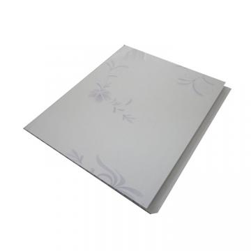China manufacture PE clear colored profile clear plastic board