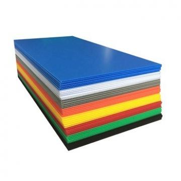 Factory Direct Polypropylene Correx Hollow Corrugated Plastic Display PP Sheet