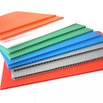 PP Corrugated Plastic Sheet/PP Hollow Sheet/PP Hollow Board
