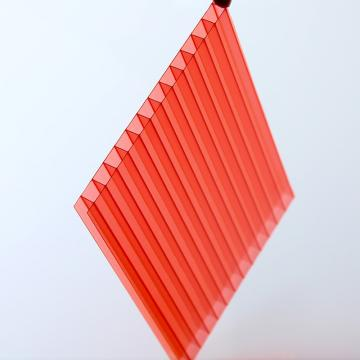 Customized Plastic Hollow Wantong Board Anti-Static PP Corrugated Sheet