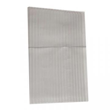 7-Wall Diamond Structure U-Lock Polycarbonate PC Hollow Sheet