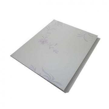 ASA-PVC Co-Extrusion Hollow Outdoor Vinyl Composite WPC Decking