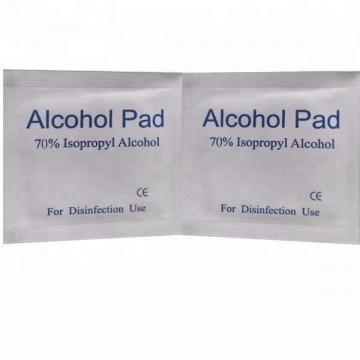 70% Isopropyl Alcohol Prep Pads