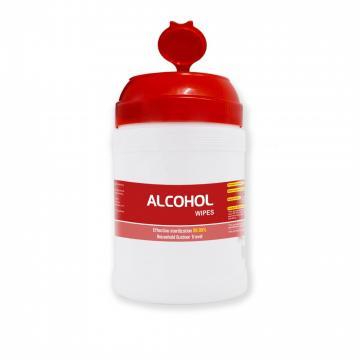 Sanitizing Wet Wipes 10PCS 75% Alcohol Wipes Body Alcohol Wipes